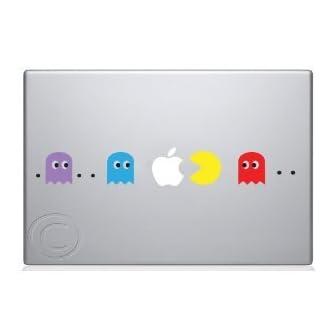 MacBook 対応 アートステッカー☆ - Pac Man - 【並行輸入品】