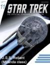 Star Trek Issue #11 USS Reliant NCC-1864 Diecast Starship & Magazine Eaglemoss