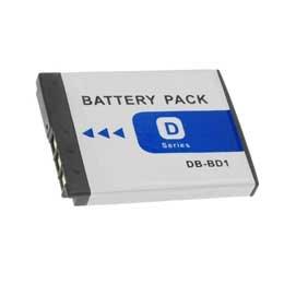 Batterie rechargeable au lithium-ion pour appareil photo / caméscope type / réf: SONY NP FD1 / NP BD1 / NPFD1 / NPBD1 INFOLITHIUM D SERIE