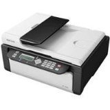 Ricoh 406945 Black & White Printer with Scanner, Copier and Fax