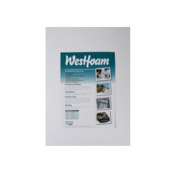West Foam Board A3 5mm Recyclable 5 Sheets - Color: White