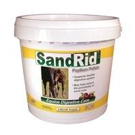 Sandrid Psyllium Pellets, Size: 5 Pound (Catalog Category: Equine Supplements:Supplements)