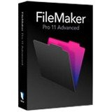 French Filemaker Pro 11 Adv [Old Version]