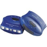 Secomp Manual USB 2.0 Switch - Switch - 4 x USB -
