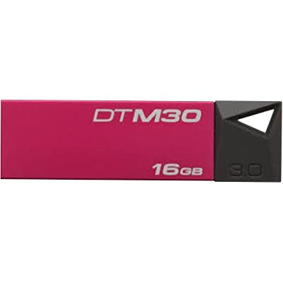 Kingston DTM30 16GB Maroon Pendrive