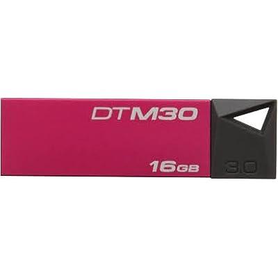 Kingston DTM30 16GB Maroon Pendrive