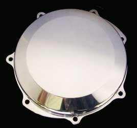ModQuad Clutch Cover Logo Aluminum for Honda TRX450R TRX 450R (Honda Trx 450r Clutch Cover compare prices)