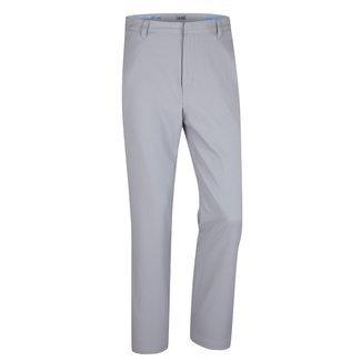 Adidas Golf Puremotion Elasticizzati 3-righe Pantaloni (Nero / Vista Grigio) - Mid Grigio/Vista grigio, 32W x 34L