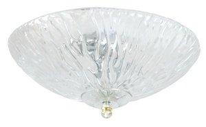 Craftmade Lighting LKE35C-CFL Elegance - Two Light Ceiling Fan Kit, Clear Finish