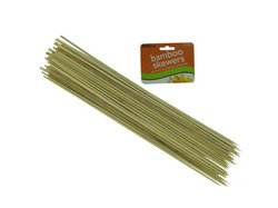 Long Bamboo Skewers ( Case of 48 ) (Iphone5 Jelly Case compare prices)