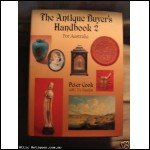 The antique buyer's handbook for Australia (0589500759) by Cook, Peter