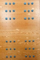 4 X 8 One Panel System Board - Beginner (36 Holds) | Climbing Holds | Blue