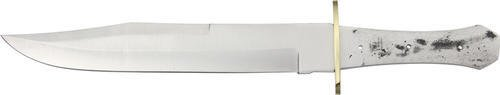 Knifemaking Knife Blade Stainless Bowie, 14 5/8in.