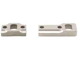 Dual Dovetail 2 Pc Base Browning A-Bolt Rvf, Silver Finish By Leupold 57537