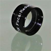 "Opticstar F 0.5 Photo-Visual Focal Reducer for 1.25"" Eyepieces or Camera Nosepieces"