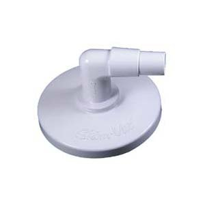Hayward sp11071 skim vac plate with hose elbow replacement for Garden hose pool vacuum