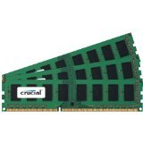Crucial CT3KIT51272BD1339 12GB (3x 4GB) Server Memory Kit