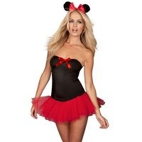 Ann Summers Minnie Minx Dress Up size 16