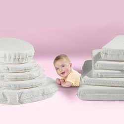 Custom Cradle/Bassinet Mattress - size: 17x31x2