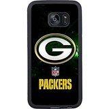 Samsung Galaxy S7 Edge Green Bay Packers 40 Black Shell Case,Beautiful Case by bangbang da