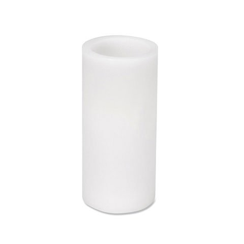 Bulk Buy: Darice Diy Crafts Wax Sleeve For Led Tea Light White 6 Inches (6-Pack) 1078-60