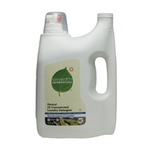 Seventh Generation Blue Eucalyptus and Lavender 2X Concentrated Laundry Liquid, 150 Ounce -- 4 per case.
