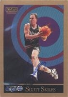 Scott Skiles Orlando Magic 1990 Skybox Autographed Hand Signed Trading Card. by Hall+of+Fame+Memorabilia