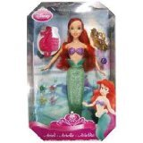 Disney Princess Charms Doll - Ariel with accessories
