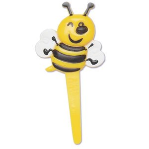 Bumble Bee Cupcake Picks - 24 ct - 1