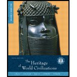 Heritage of World Civilizations, Volume C: Since 1700 - Textbook Only (000567378X) by Albert M. Craig