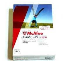 Network Associates Mcafee Antivirus Plus 2010, 3-user for Pc