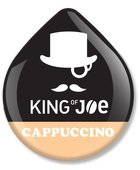 KING OF JOE CAPPUCCINO T-DISC 16 COUNT joe dassin eternel cd