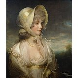 Oil Painting 'John Hoppner - The Hon. Lucy Byng, Late 18th Century', 10 x 12 inch / 25 x 30 cm , on High Definition HD canvas prints is for Gifts And Garage, Gym And Hallway Decoration (Caulk Finishing Tool Spatula compare prices)