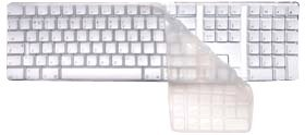 iSkin ProTouch Mighty Mouse Microban CLEAR Silicone Protector Apple NEW