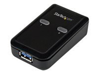 Startech.com USB221SS 2 Port USB 3 Peripheral Switch