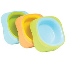Soft Bowl Set in Sorbet (Set of 3) - 1