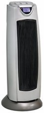 Comfort Zone? Digital Ceramic Oscillating Electric Tower Heater/Fan Cz499