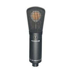 Beyerdynamic Mc840 Large Diaphragm Studio Condenser Microphone With Adjustable Polar Pattern