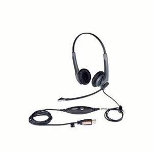 Jabra Gn2000 Usb Duo Uc Corded Headset For Softphone