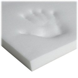 Memory Foam Portable Crib Mattress Topper - Size: 24 x 38
