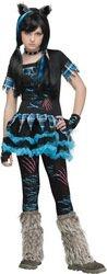 [Teen Costume: Wick'd Wolfie-Size 0-9 PROD-ID : 1424274] (Wickd Wolfie Teen Costumes)