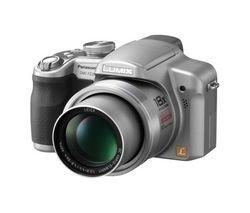 Panasonic  Lumix DMC-FZ28S 10.1MP Digital Camera with 18x Wide Angle MEGA Optical Image Stabilized Zoom (Silver) (Panasonic Lumix Dmc Fz28 compare prices)