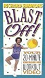 Richard Simmons Blast Off! Your 20-Minute Energizing Workout Video [VHS]