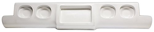IPCW CWR-88SH Chevrolet Pickup Fiberglass Stepside Roll Pan with 4 Holes (1996 Chevy K1500 Roll Pan compare prices)