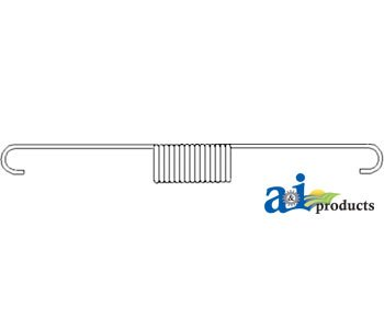 A & I Products Spring, Extension, Clutch Pedal Replacement For John Deere Par...