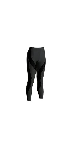 CW-X Conditioning Wear Women's Insulator Performx Running Tights,Black,Small