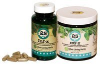 Silver Lining Infx Caps Herbal Antibiotic Alternative - 90 Count