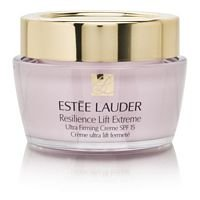 Estee Lauder Resilience Lift Extreme Ultra Firming Creme SPF 15 for Dry Skin, .5 Oz / 15 Ml