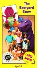 BackYard Show: Barney & Friends [VHS]