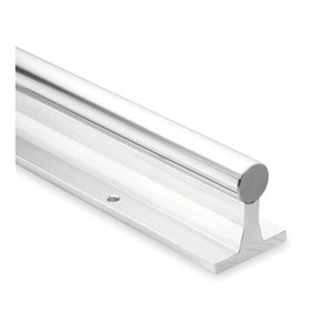 "Thomson SRA10L48 Rail Assembly, Aluminum and Steel, 0.625"" Diameter, 48"" - 1"